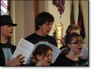 Chaparral MusicFest Youth Choral Workshop