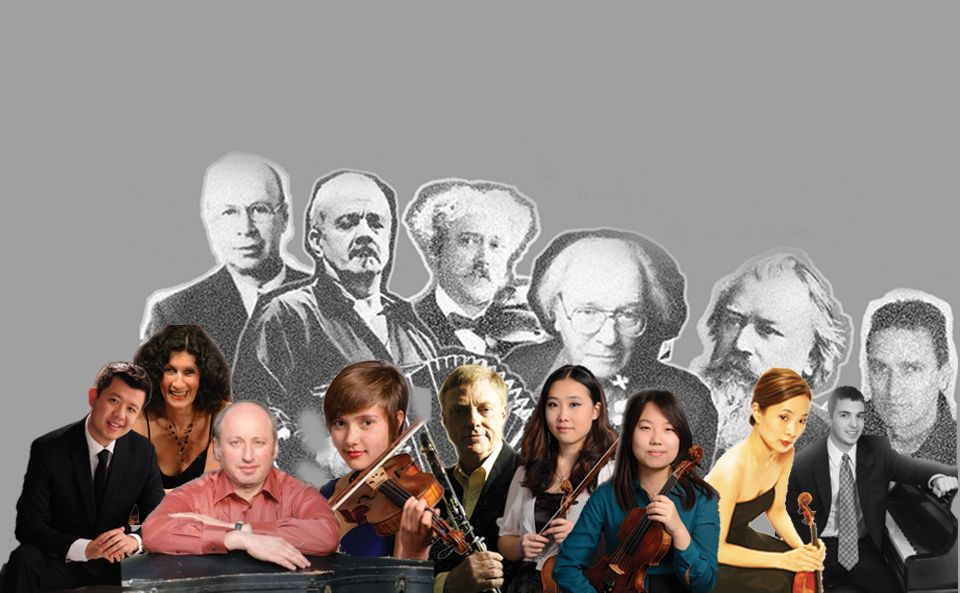 InterHarmony Concert Series Rite of String Carnegie Hall 2014