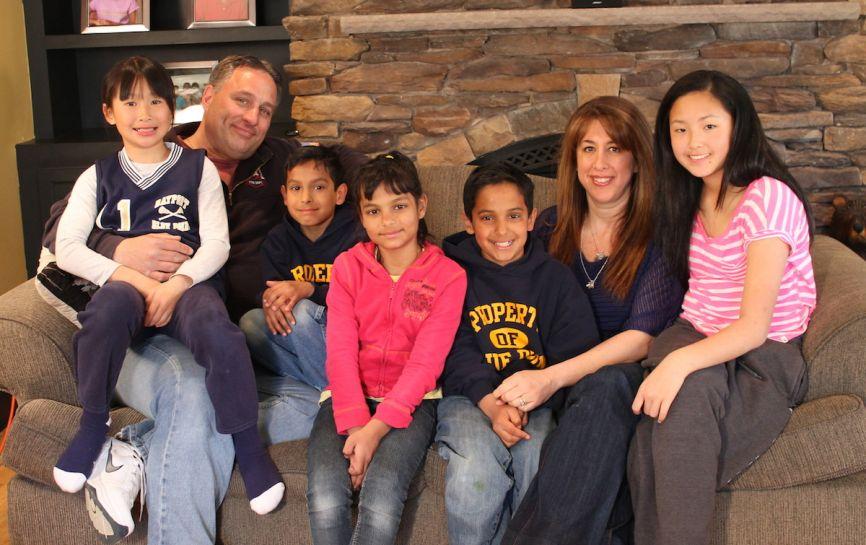 Adoptive Family.