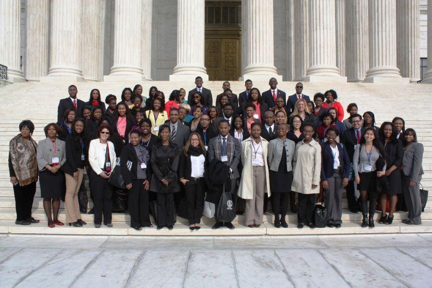 U.S. Supreme Court Group Photo