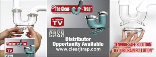Clear J Trap