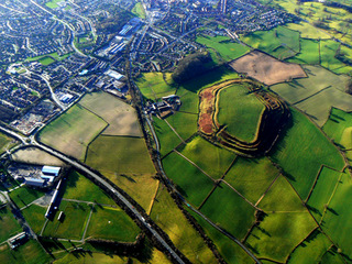 Old Oswestry is one of Britain's most significant Iron Age hillforts