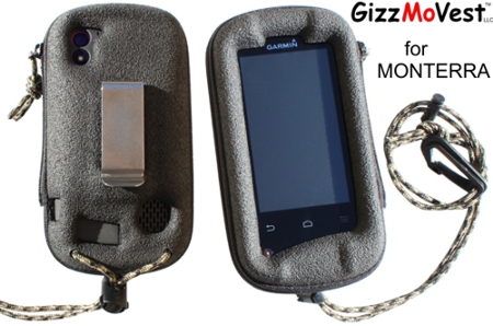 Garmin Monterra Case Cover