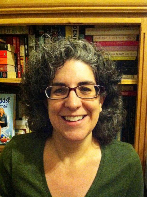 Foreword Literary hires Michelle Richter, formerly of St