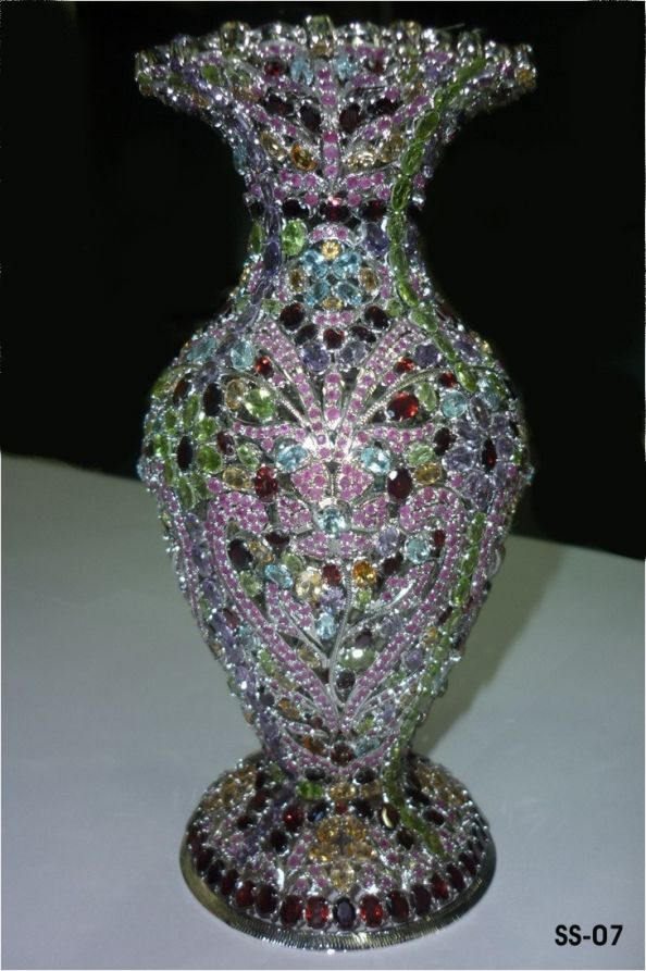 Sterling silver Flower Vases