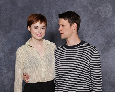 Karen Gillan - Matt Smith