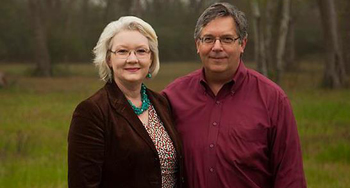 Kathleen and Bruce McMordie, Texas Swim Academy Ow