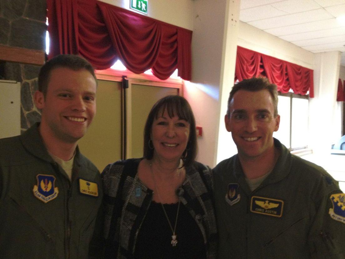 PJS Air Force Pilots