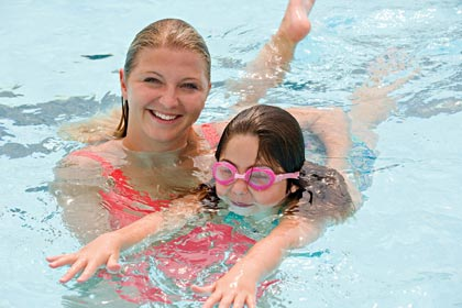 SGV YMCA Swim Lessons