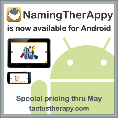 App for stroke survivors & special education is now available for Android