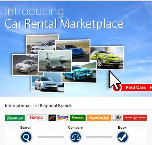 Online Car Rental Marketplace