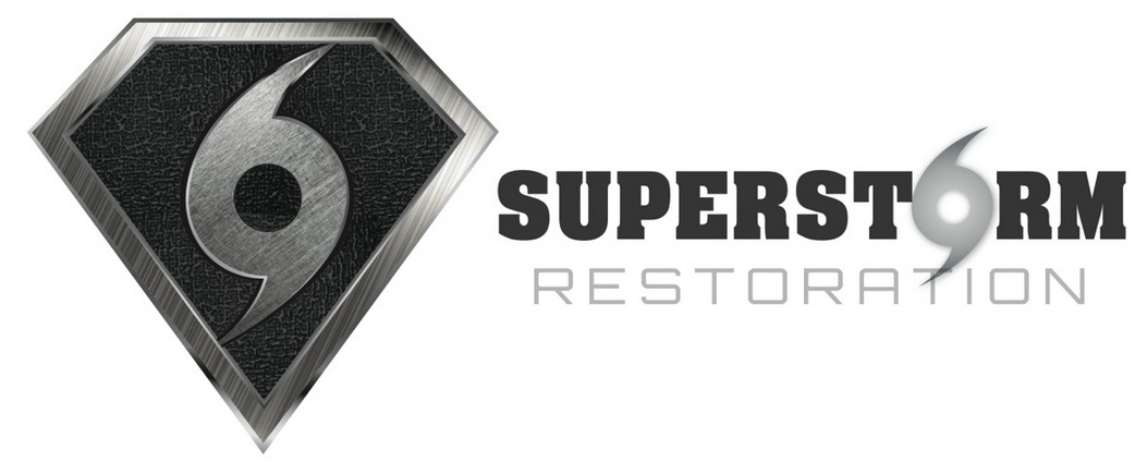 Super Storm Restoration Logo