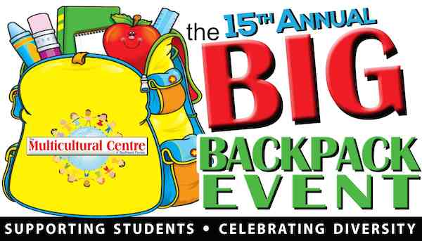 Big Backpack Event 2014