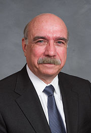Mayor Dan Clodfelter of Charlotte, North Carolina