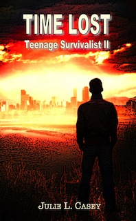 Time Lost: Teenage Survivalist II