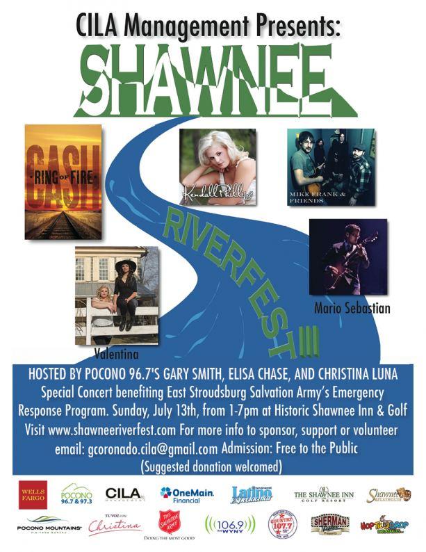 Shawnee Riverfest III