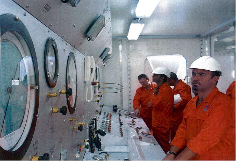 KBA Europe - IMCA ALST, Air/Bell Diving Supervisor Training