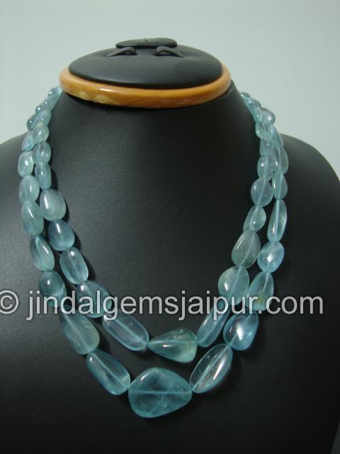 Milky Aquamarine Gemstone Beads Wholesale Manufacturer