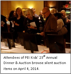 23rd Annual Dinner & Auction