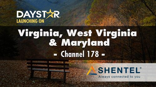 Daystar Launches on Shentel