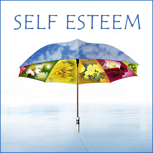 Self Esteem Guided Meditation Program by Max Highstein at The Healing Waterfall