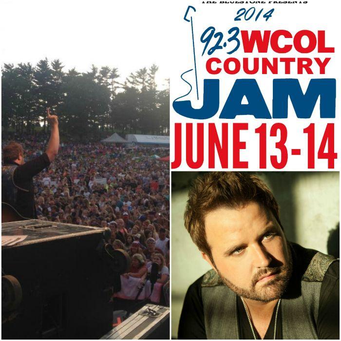 Randy Houser, Country Jam 2014