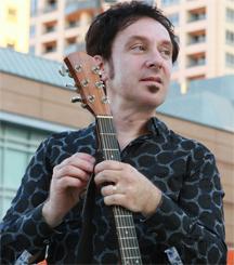 Singer-Songwriter Scott Samuels
