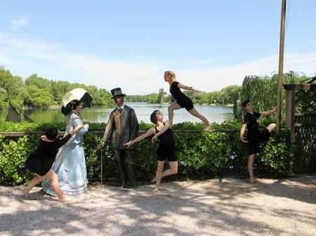 Pop-Up Performance: MM2 Modern Dance Improv Outdoors