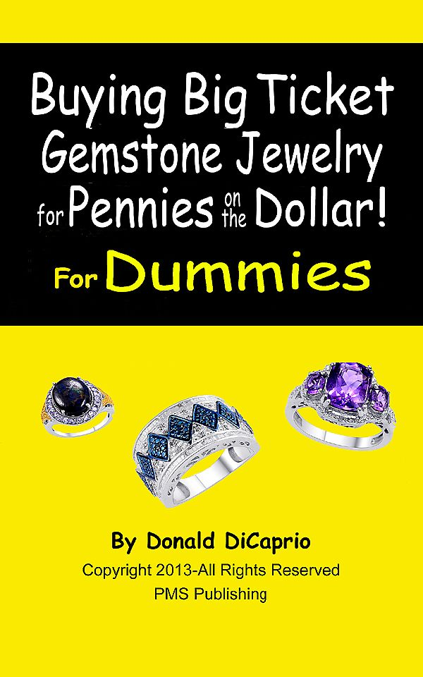 Buying Big Ticket Gemstone Jewelry for Pennies on the Dollar - FREE Sunday 4/27!