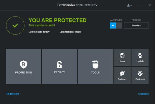 Bitdefender 2015 V18 Beta