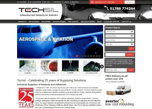 www.techsil.co.uk