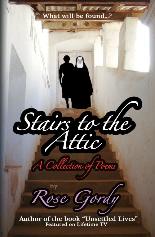 """Stairs to the Attic"" by Rose Gordy"