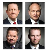 Mike McCurley, Keith Nelson, Scott Downing, Brad LaMorgese
