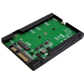 Addonics 2.5-Inch M2 (NGFF) SSD Drive