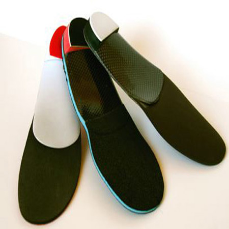 Custom Orthotics For Heel Spur Syndrome Featuring HS Off-Loading