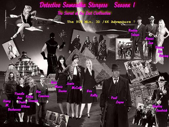 Detective Samantha Sturgess