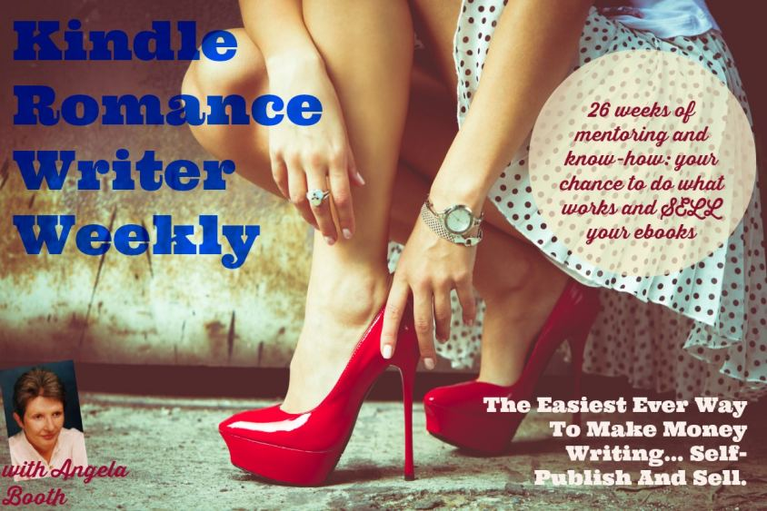Kindle Romance Writer Weekly: 26 weeks