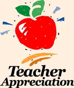 Freehold Teacher Appreciation