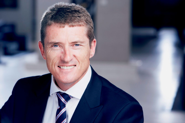 Dimension Data CEO, Brett Dawson