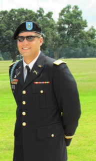 Matanzas High School graduate Nick Nieminen has reported for duty.