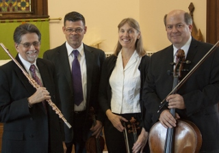 The Olmsted Ensemble (photo: Chris Cheon)