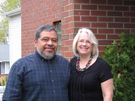 Kicking off the missions program on April 27 were Ernesto and Margaret Zavala.