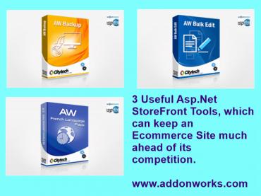 Effective AspDotNetStoreFront Add-ons