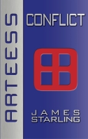Arteess: Conflict by James Starling, winner of Silver Award for Teenage Fiction
