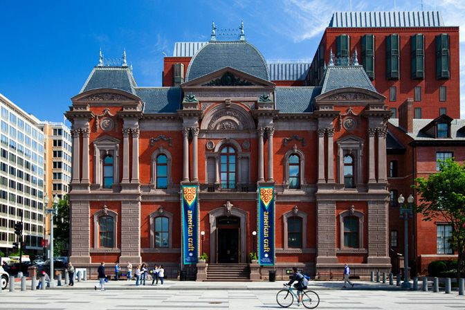 Renwick Gallery, Smithsonian American Art Museum - Photo by Joshua Yetman