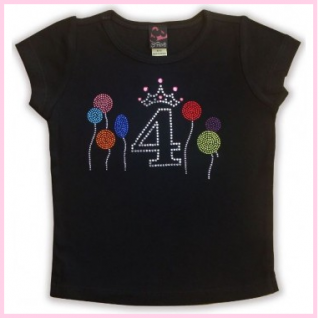 One of the 4th birthday designs available.