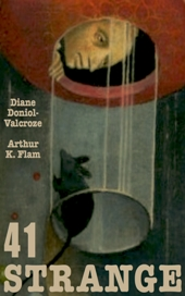41 STRANGE by Diane Doniol-Valcroze and Arthur K. Flam