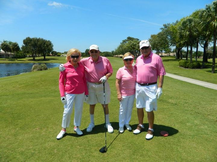 Play for PINK Golf