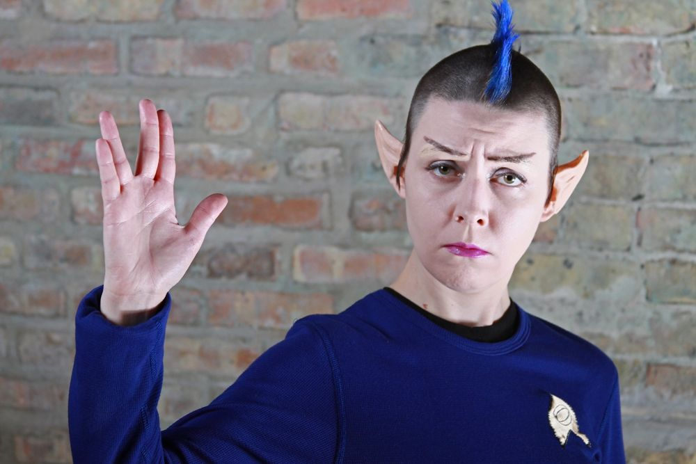 Live Long and Prosper with Gorilla Tango Burlesque