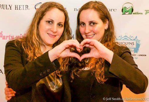 Jennifer Flood left, Cynthia Flood right photo credit: Jeff Smith.